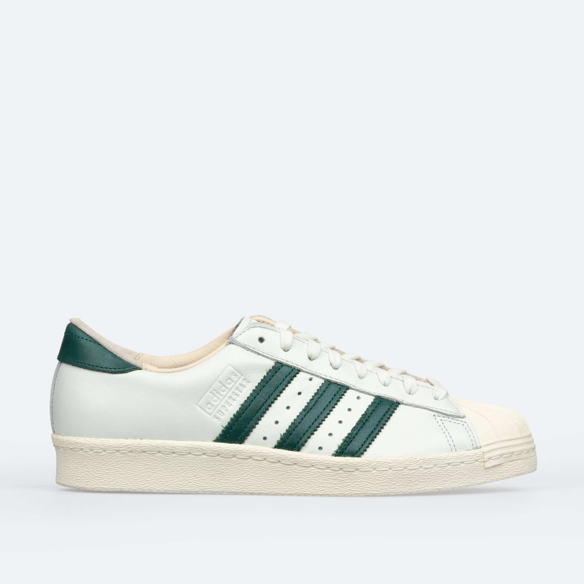 adidas Originals SUPERSTAR 80S Sneaker low clear grey